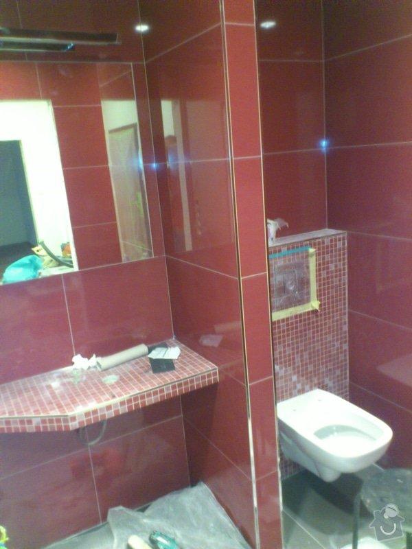 Obklad WC a koupelny: DSC_0042
