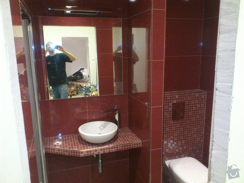 Obklad WC a koupelny: DSC_0050