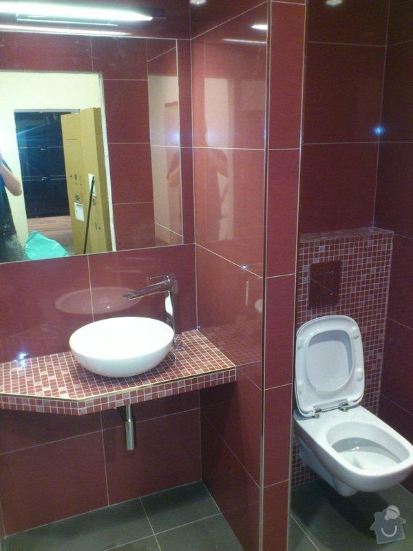 Obklad WC a koupelny: DSC_0139