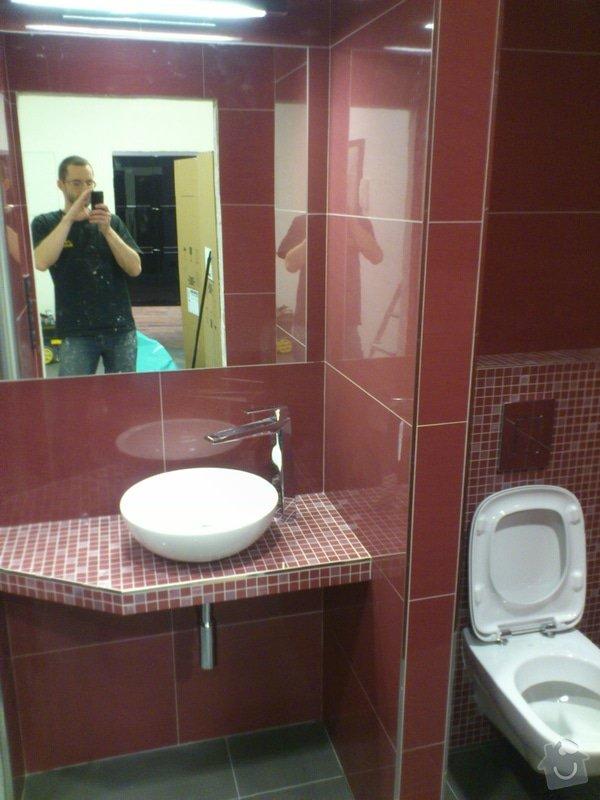 Obklad WC a koupelny: DSC_0140