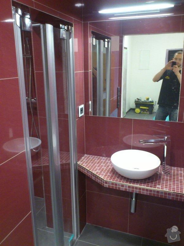 Obklad WC a koupelny: DSC_0141