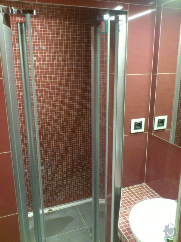 Obklad WC a koupelny: DSC_0142