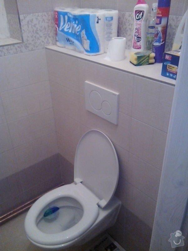Obklad WC a koupelny: 3