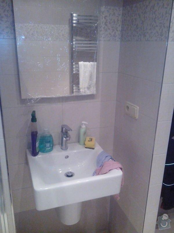 Obklad WC a koupelny: 19