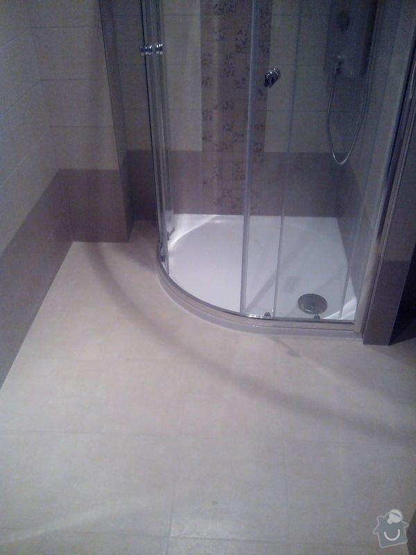 Obklad WC a koupelny: 21