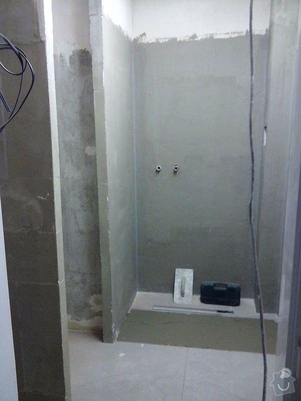 Obklad WC a koupelny: 22