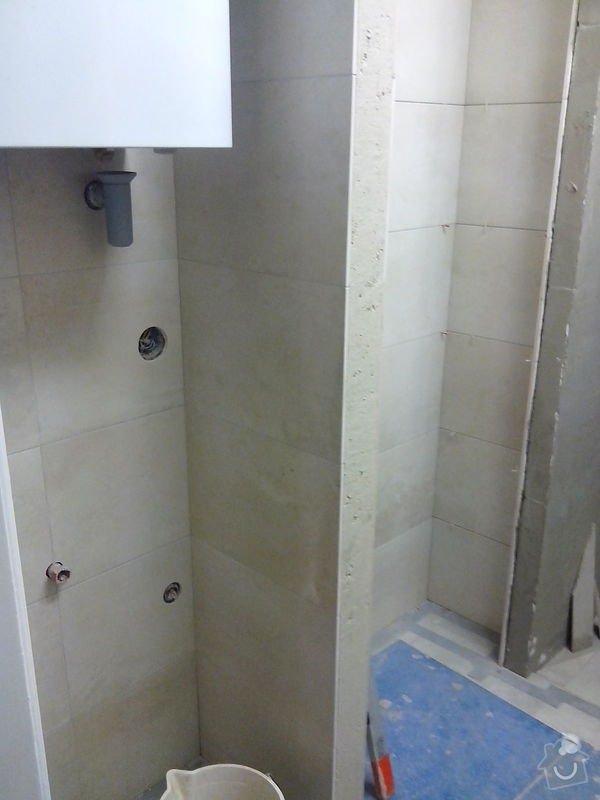 Obklad WC a koupelny: 25