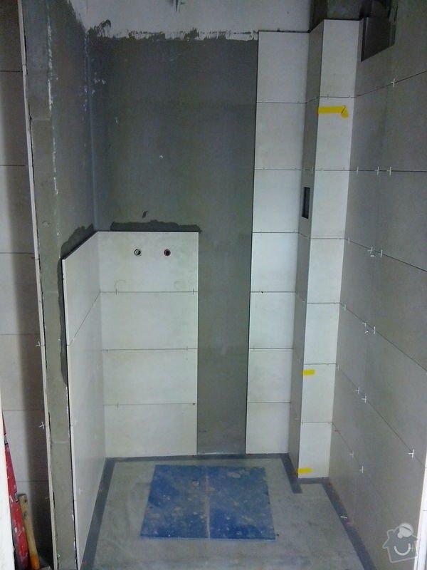 Obklad WC a koupelny: 29