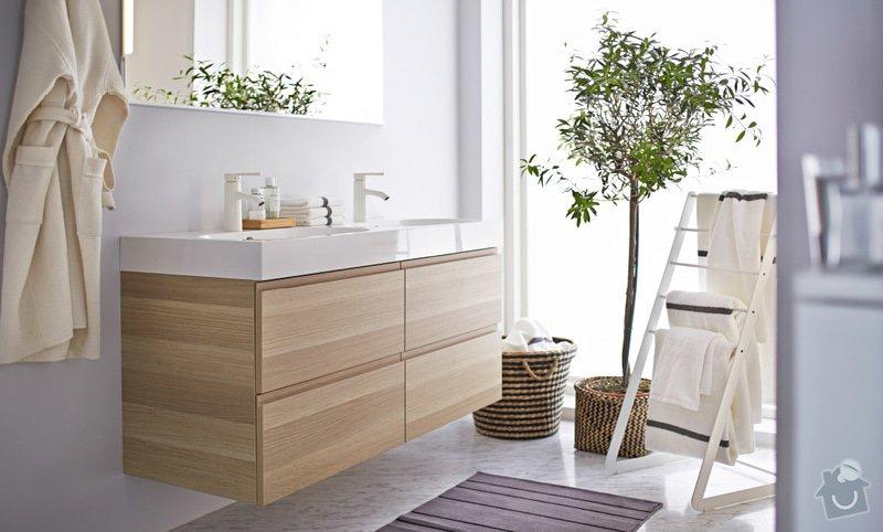 Vestavěná skříň do předsíně, nábytek do koupelny: 20151_idba03a_01_PH104271