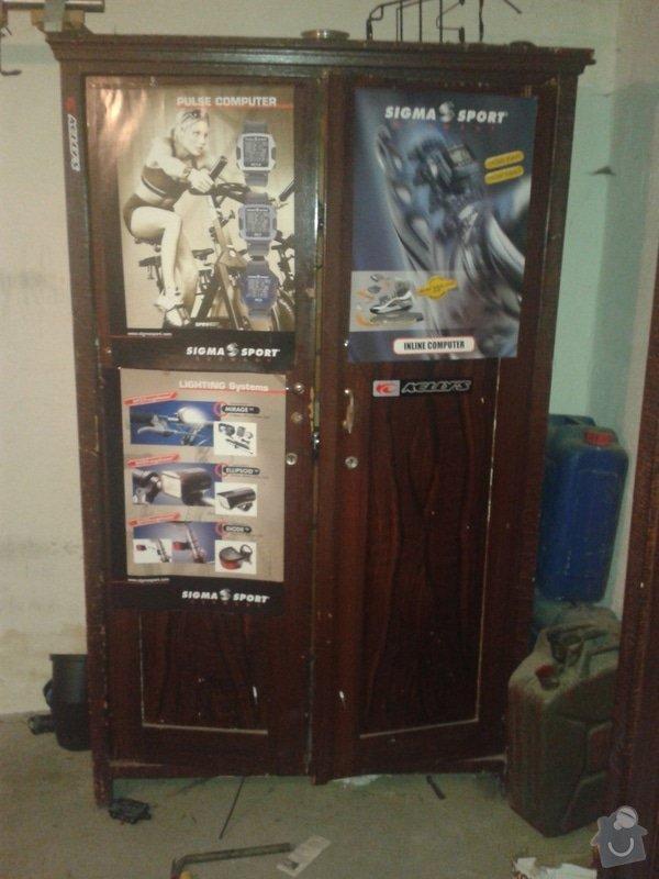 Renovace dvou skříní: 20150222_140208