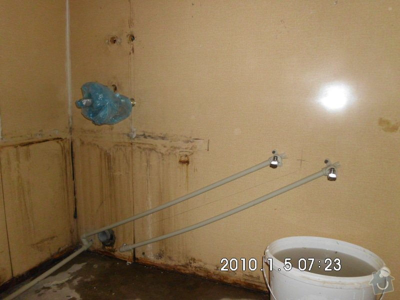 Obklad WC a koupelny: HPIM0356