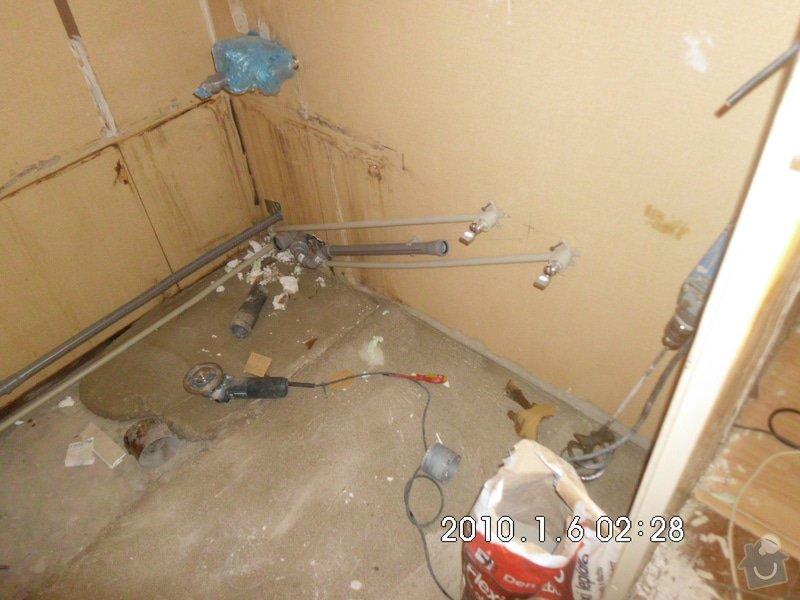 Obklad WC a koupelny: HPIM0363