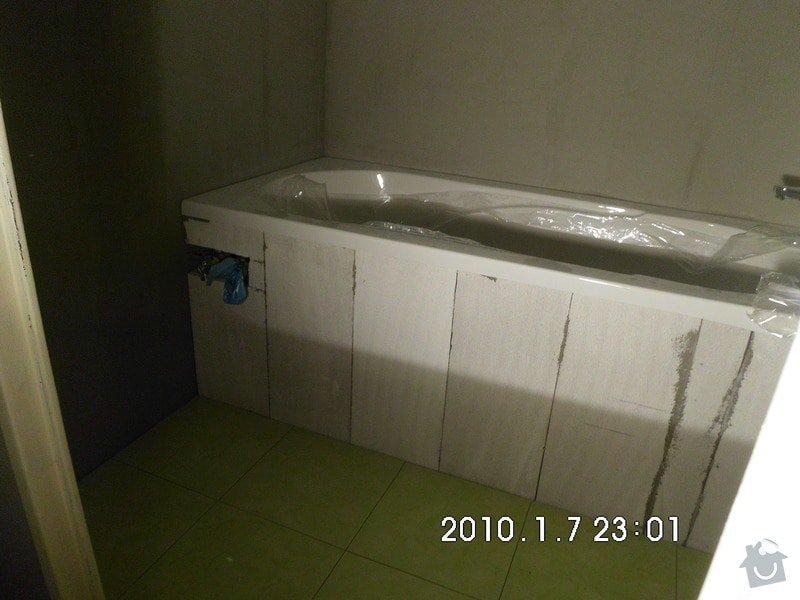 Obklad WC a koupelny: HPIM0365