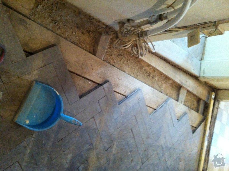 Renovace parket a D+M vinylové podlahy Wineo: IMG_3357