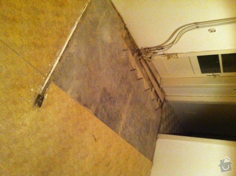 Renovace parket a D+M vinylové podlahy Wineo: IMG_3358