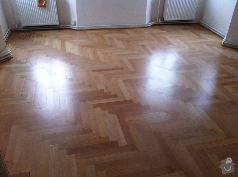Renovace parket a D+M vinylové podlahy Wineo: IMG_4228