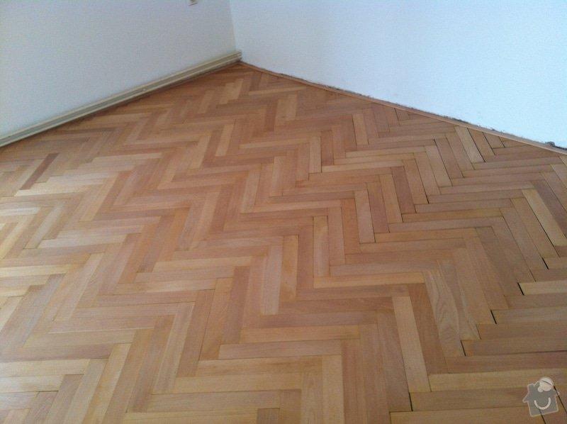 Renovace parket a D+M vinylové podlahy Wineo: IMG_4229
