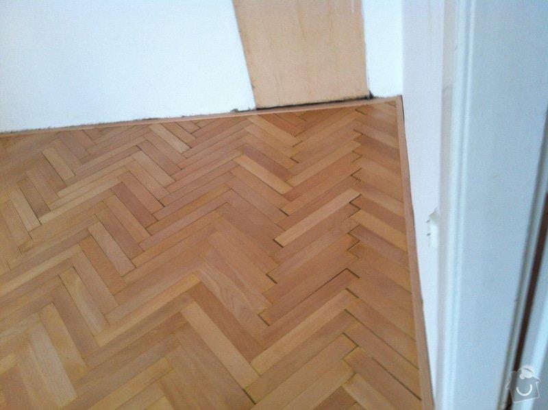 Renovace parket a D+M vinylové podlahy Wineo: IMG_4230