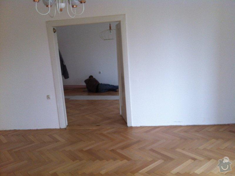 Renovace parket a D+M vinylové podlahy Wineo: IMG_4231