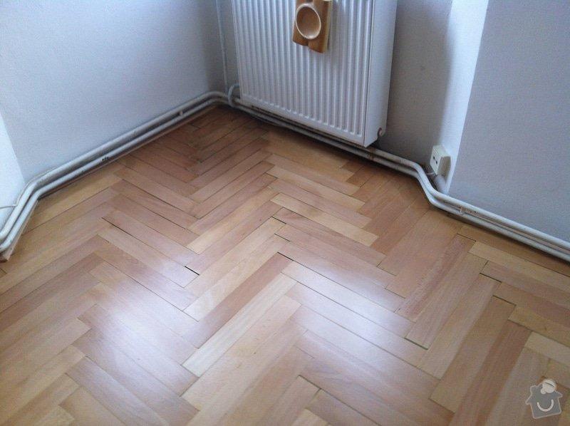 Renovace parket a D+M vinylové podlahy Wineo: IMG_4235