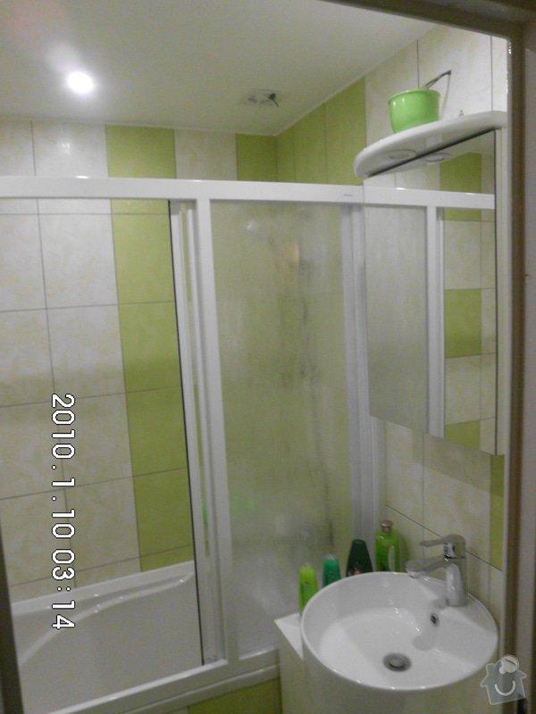 Obklad WC a koupelny: HPIM0378
