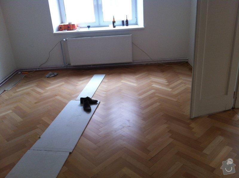 Renovace parket a D+M vinylové podlahy Wineo: IMG_4236