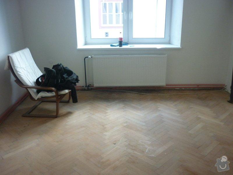 Renovace parket a D+M vinylové podlahy Wineo: P1050532