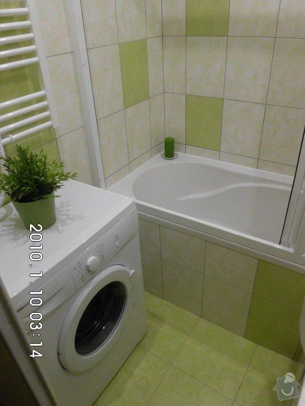 Obklad WC a koupelny: HPIM0379