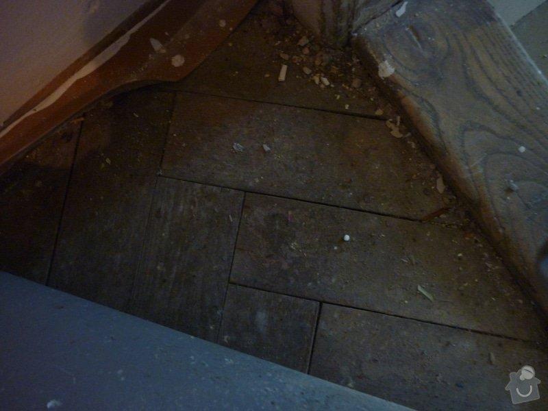 Renovace parket a D+M vinylové podlahy Wineo: P1050534