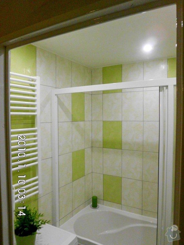 Obklad WC a koupelny: HPIM0380