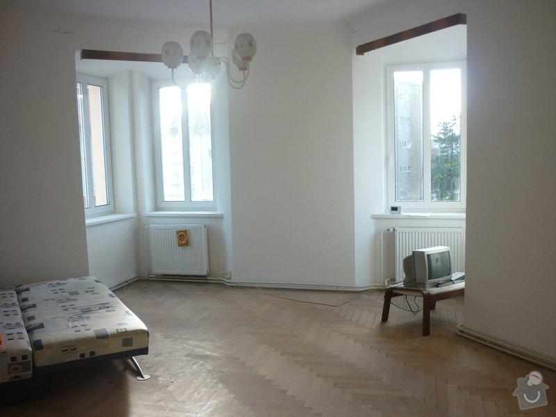 Renovace parket a D+M vinylové podlahy Wineo: P1050539