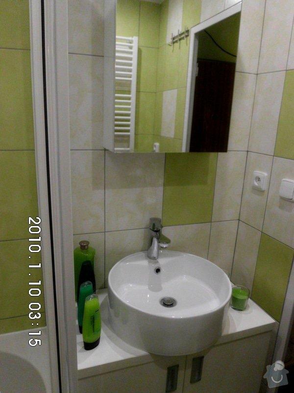 Obklad WC a koupelny: HPIM0385