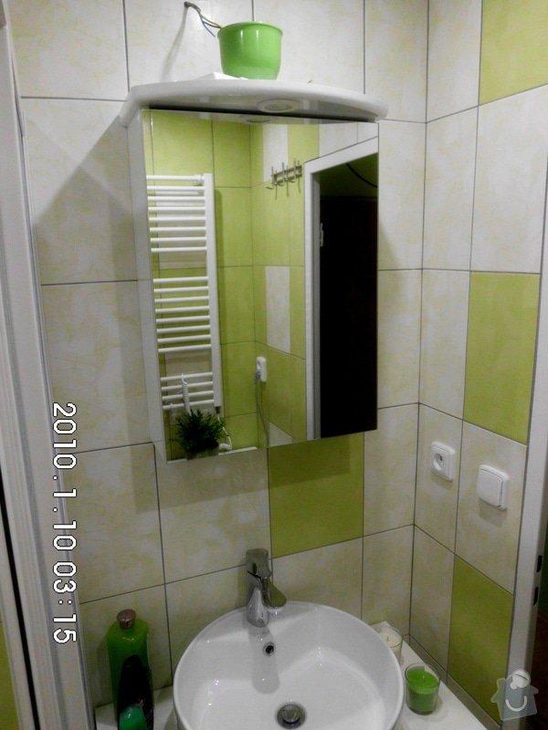 Obklad WC a koupelny: HPIM0386
