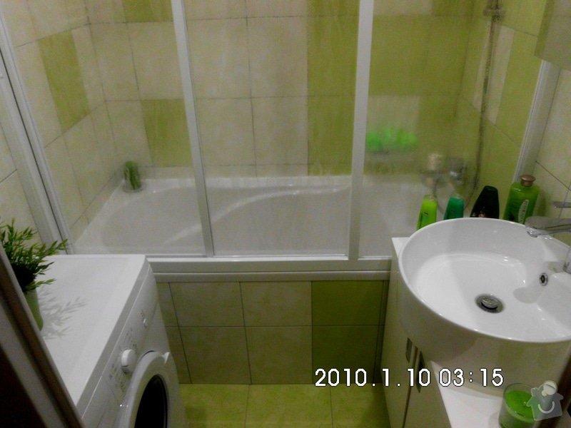 Obklad WC a koupelny: HPIM0388