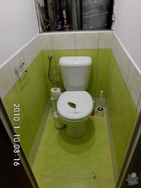 Obklad WC a koupelny: HPIM0389