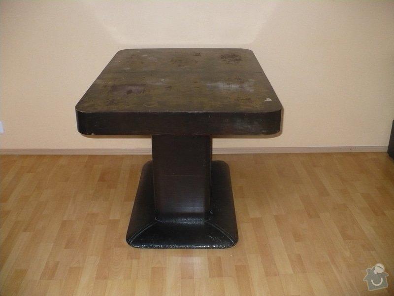 Lakování jídelního stolu: P1090030
