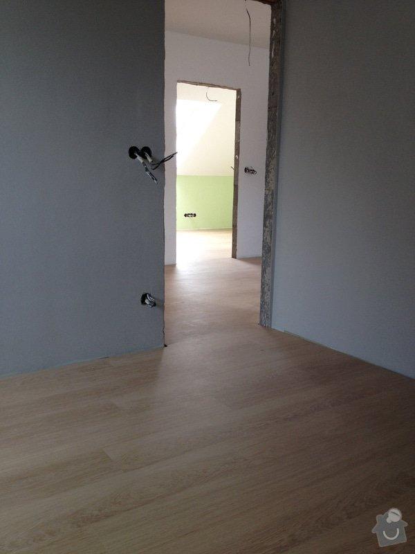 Pokládka plovoucí podlahy: 5