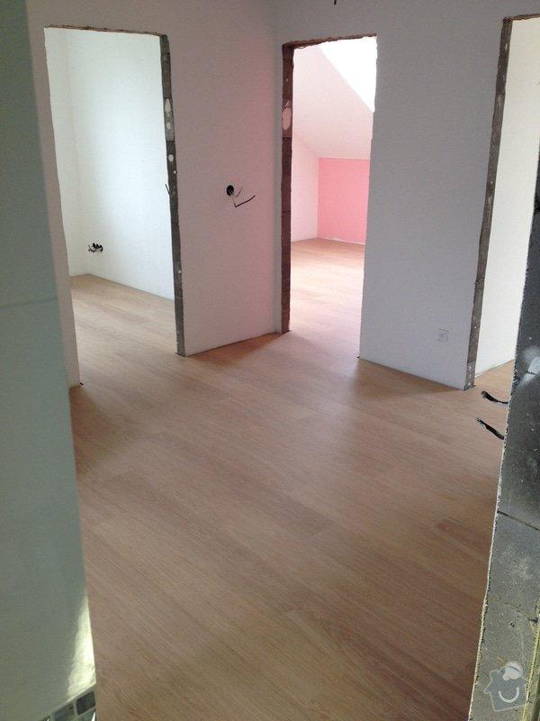 Pokládka plovoucí podlahy: 6
