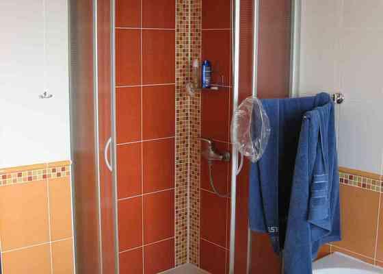 Výměna sprchového koutu + zednické práce