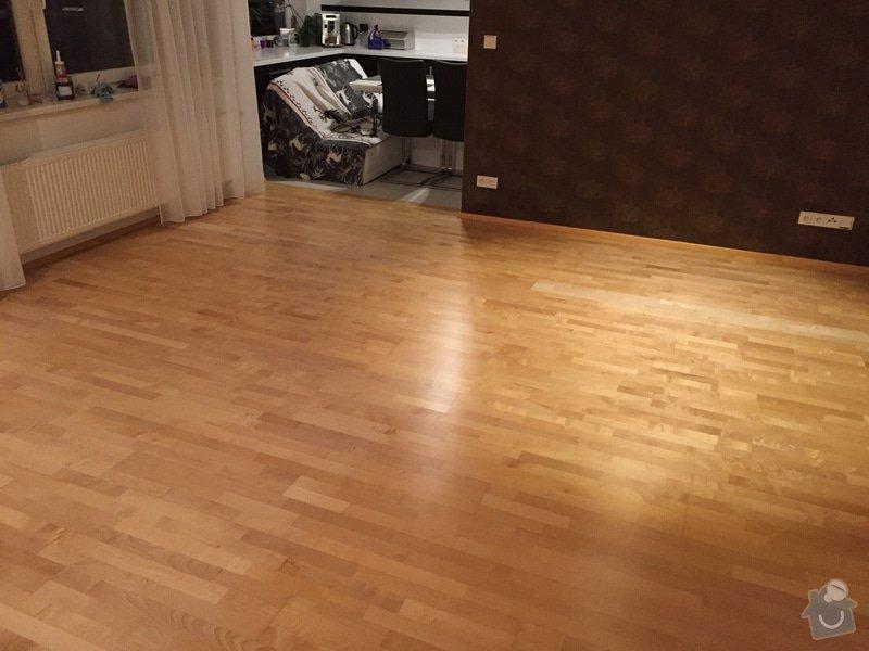 Oprava dřevěné plovoucí podlahy: 101