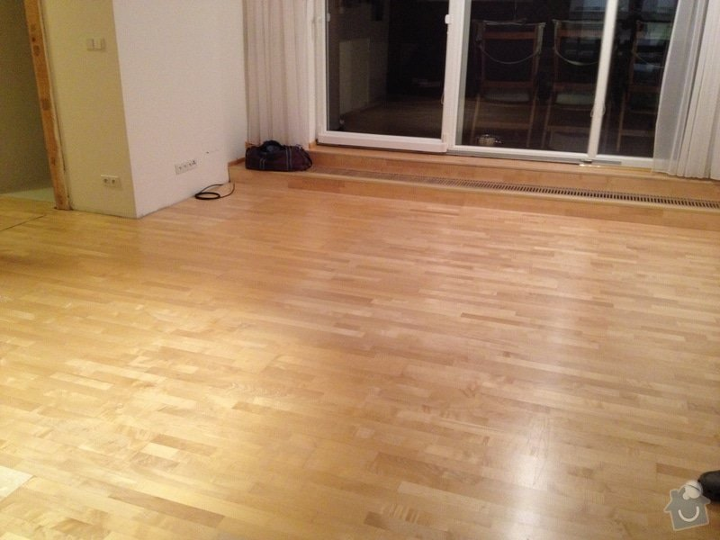 Oprava dřevěné plovoucí podlahy: 102