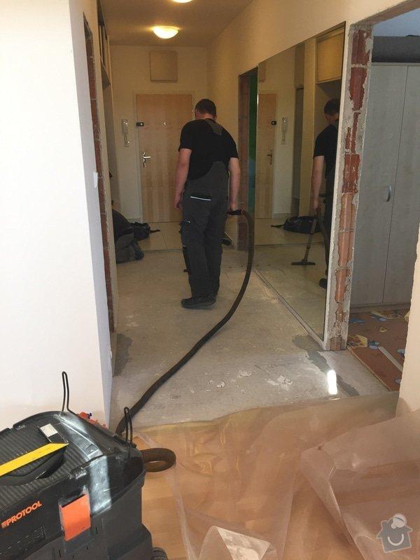 Oprava dřevěné plovoucí podlahy: 116