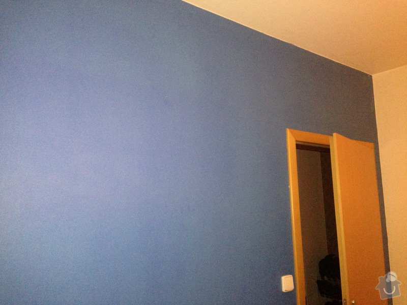 Vymalovani pokoje + vyrovnani zdi po tapete: IMG_3047