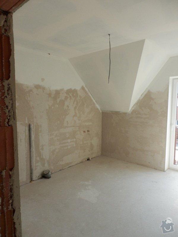 Topenářské a instalatérské práce: P7260682