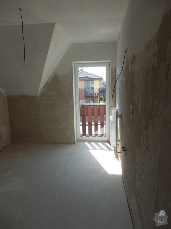 Topenářské a instalatérské práce: P7260683