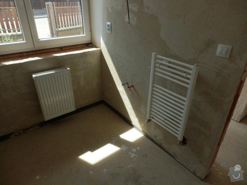 Topenářské a instalatérské práce: P7260698