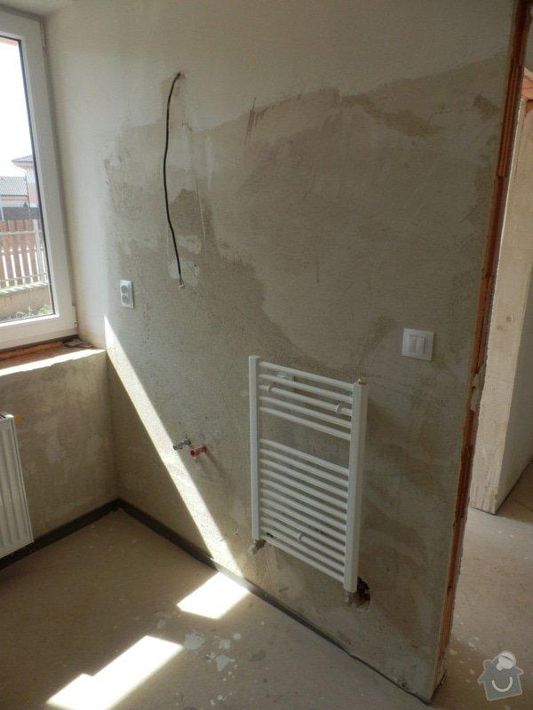 Topenářské a instalatérské práce: P7260699