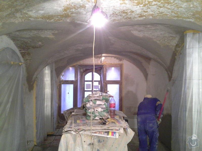 Rekonstrukce objektu (obchod): 20150116_150856