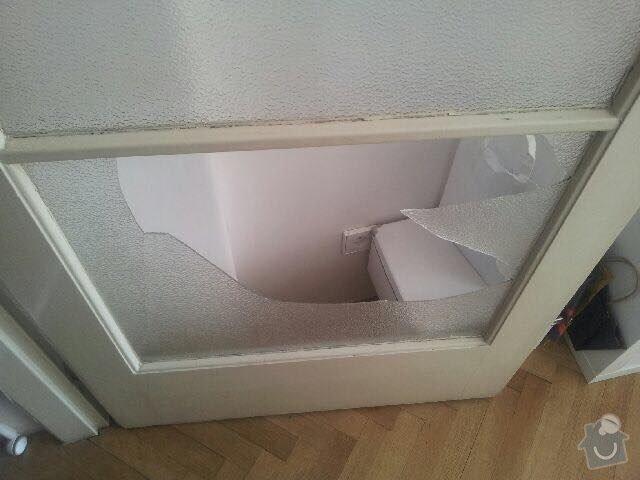 Zasklení pokojových dvěří: dvere_1