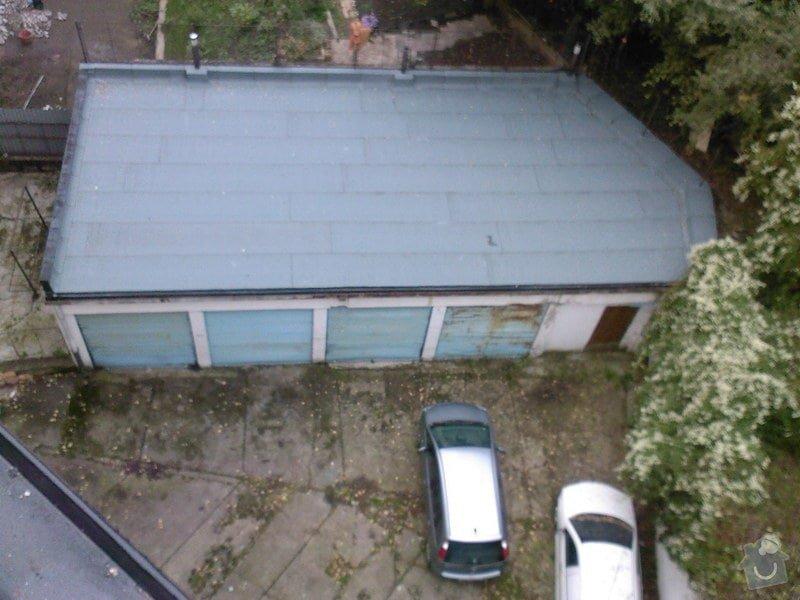 Hydroizolace střechy a terasy: SPM_A0765